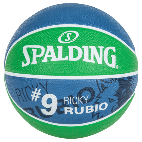 NBA PLAYER RICKY RUBIO SZ.7 (83-381Z)