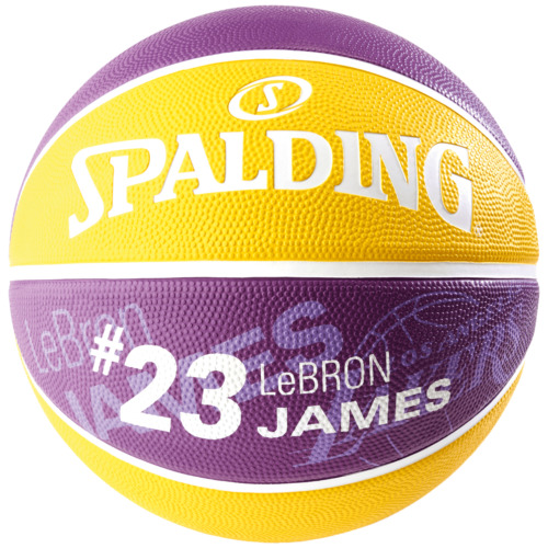 NBA PLAYER LEBRON JAMES SZ.5 (83-863Z)