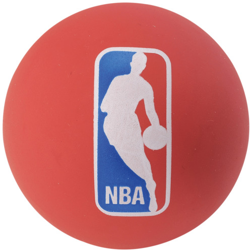 NBA SPALDEENS LOGOMAN RED (51-212Z)