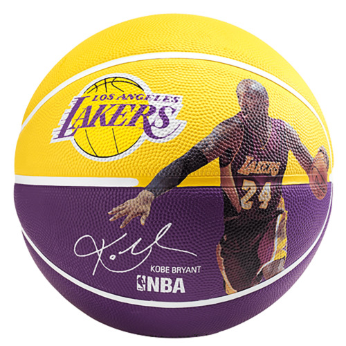 NBA PLAYER KOBE BRYANT SZ.7 (83-342Z)
