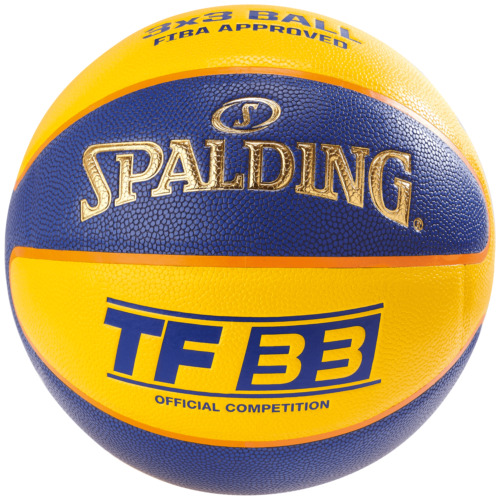 TF33OFFICIAL GAME BALL I/O SZ6 (76-257Z)